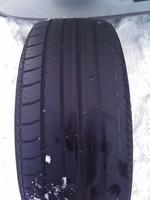 Bald Tyre 1